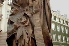 """""""Jan Paweł II w Kaliszu"""", brąz, 1999 r."""