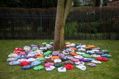 """""""100 głów"""", (100 heads), 2012"""