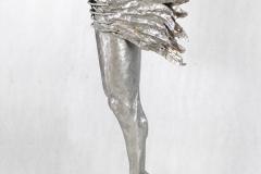 """""""Kobiecość"""", aluminium, wys. 155cm"""