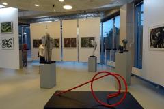 Galeria PROM, widok wystawy, 2019 r.