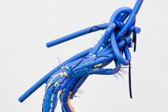 """""""blue"""", Galeria Sztuki Współczesnej BWA w Katowicach"""